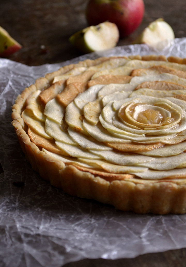 French Apple Tart | Pass the Cocoa