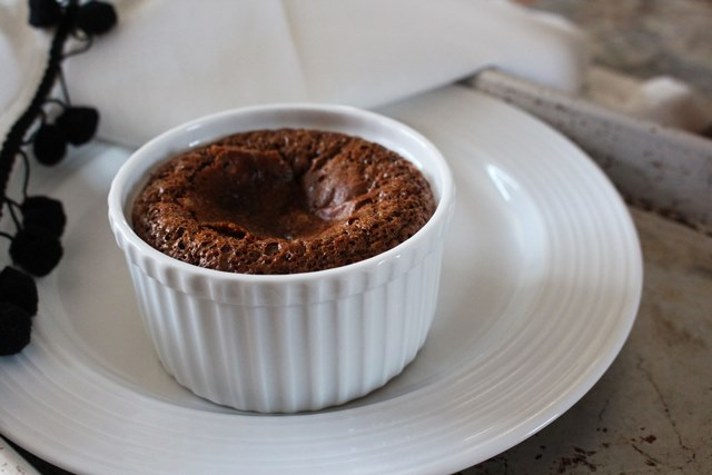 Molten Chocolate Cake | Pass the Cocoa