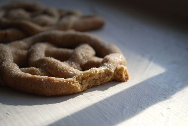 Celtic Knot Spice Cookies | Pass the Cocoa