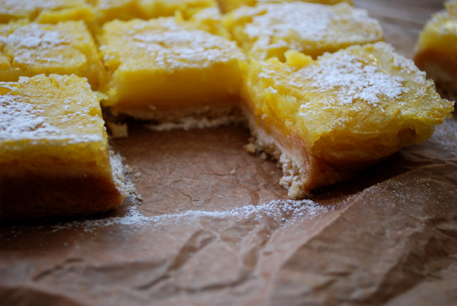 Lemon Bars | Pass the Cocoa