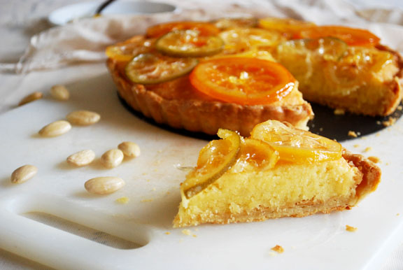 Citrus Frangipane Tart | Pass the Cocoa