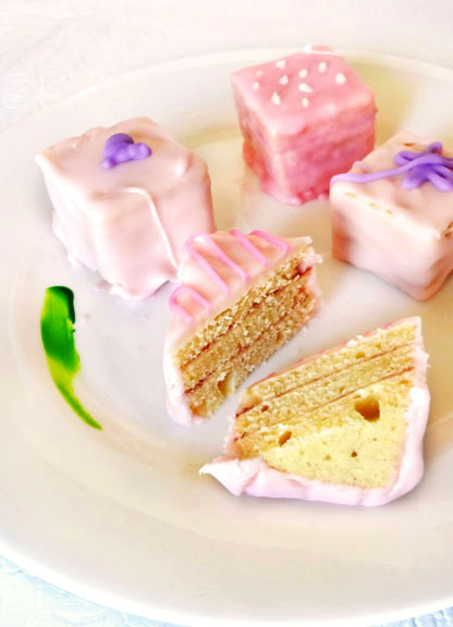 Petit Fours | Pass the Cocoa
