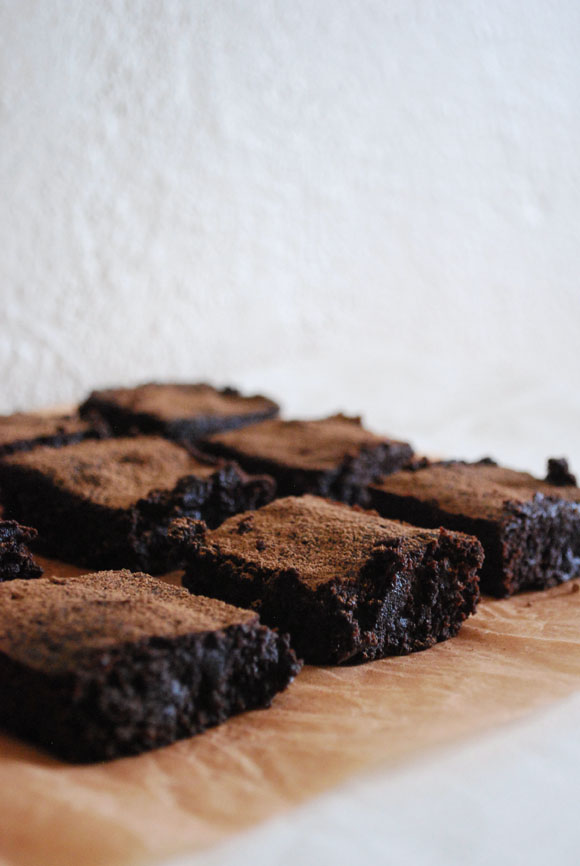 Classic Chewy Brownies | Pass the Cocoa