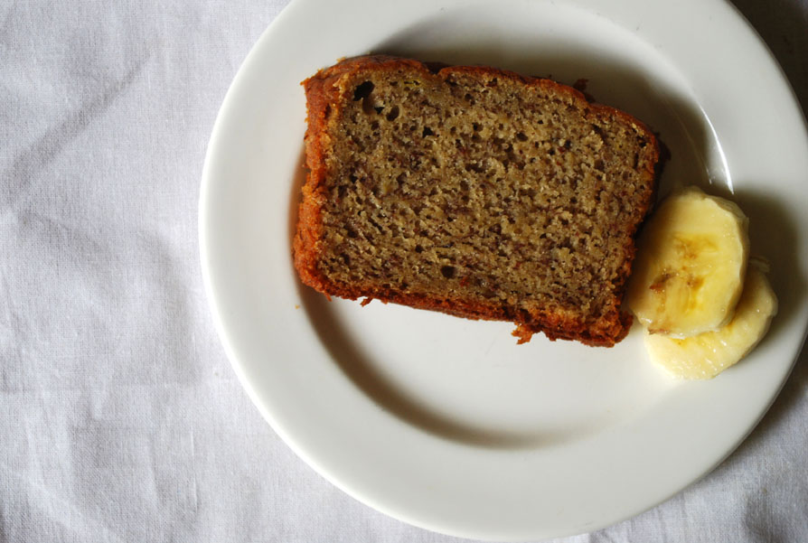 Gluten-Free Banana Bread | Pass the Cocoa