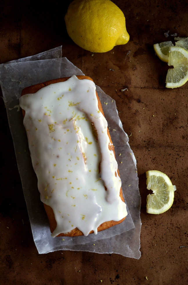 Lemon Ricotta Pound Cake | Pass the Cocoa