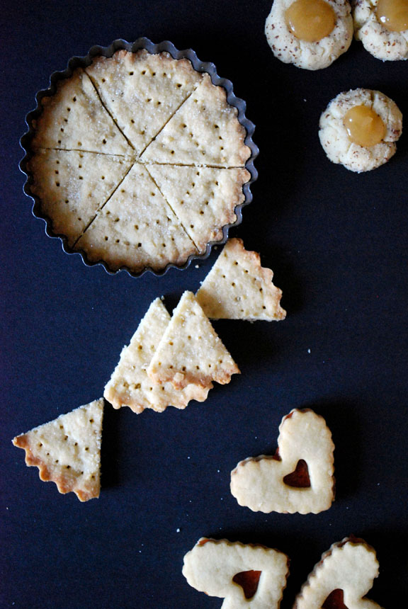 Shortbread, Three Ways | Pass the Cocoa