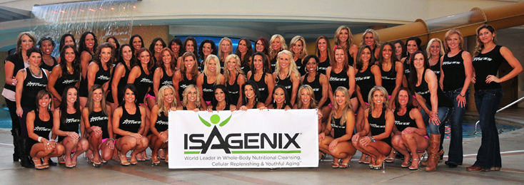ISAGENIX-THE PROTEIN SHAKE OF CHOICE FOR MANY FITNESS PROFESSIONALS.