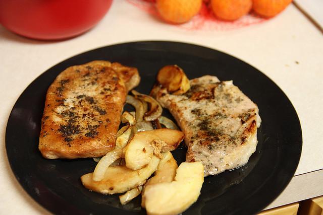 easy pork chops