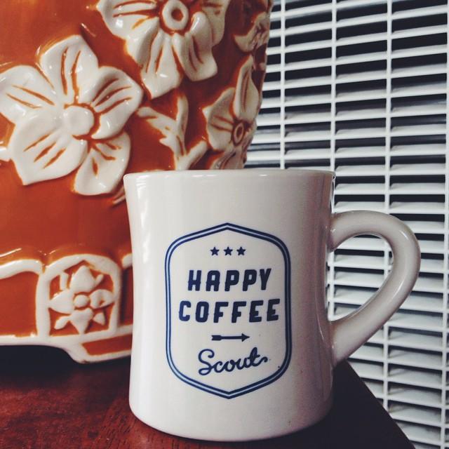 my favorite Scout mug