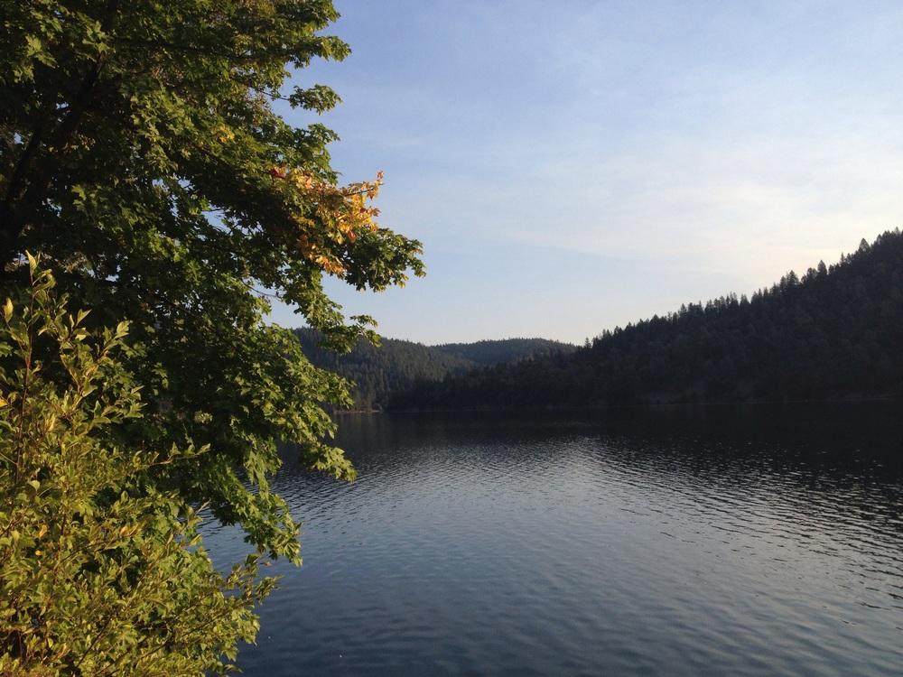 Day One: Lewiston Lake