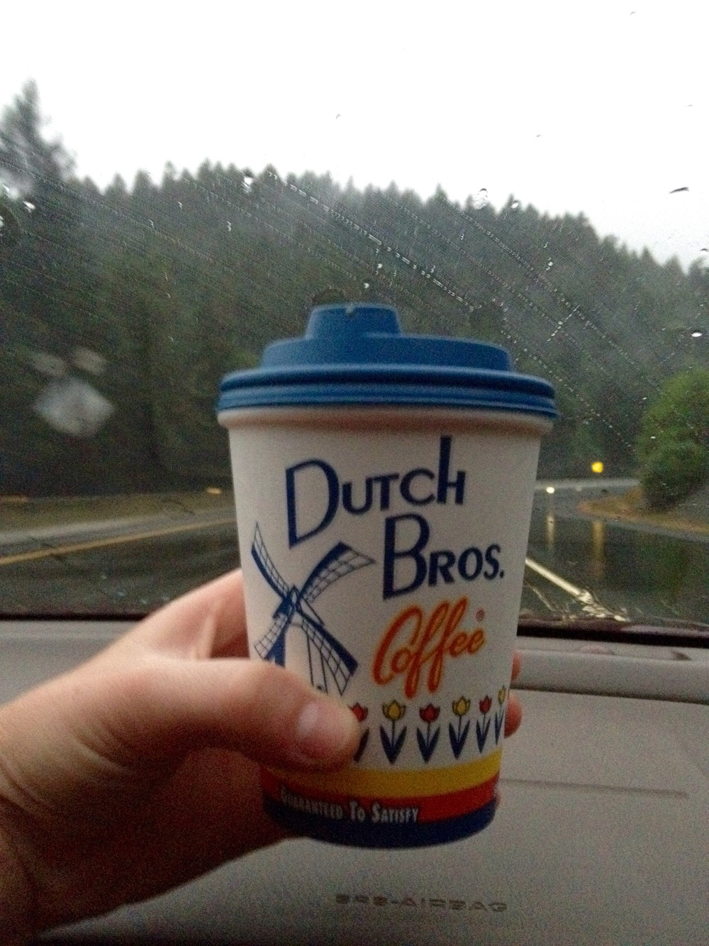 Coffee on the Go