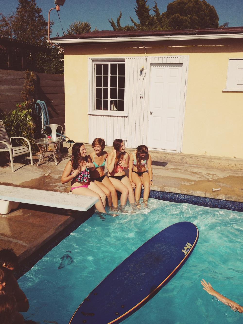 Me, RJ, Isa, Deb