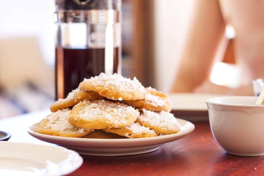 BEIGNETS ANYONE?