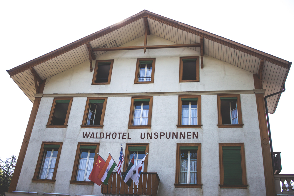 WALDHOTEL, INTERLAKEN