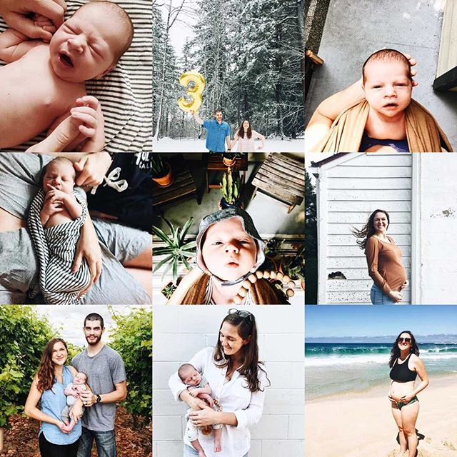 No surprise here! Gideon Geoffrey Rans, you were the highlight of the year! (nine for nine) You changed our lives forever and I just can't believe your birth year is already coming to a close. 2017 – cheers to the best year yet! 🥂✨ #2017bestnine #gideonrans #momlife #pnwbaby #2017baby #vscocam