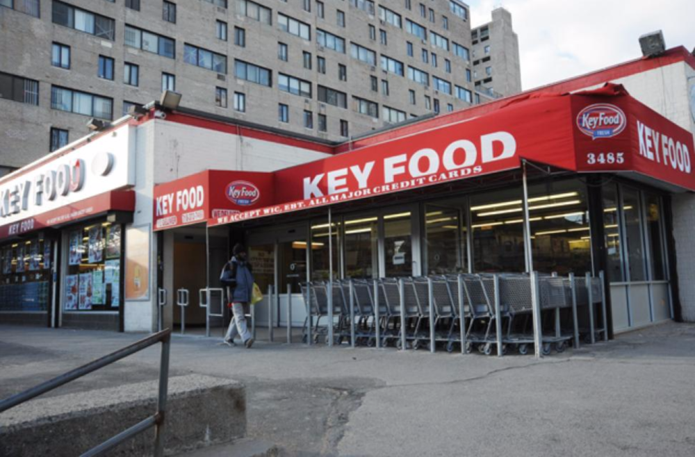 The Coney Island Key Food