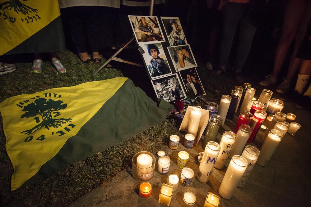 Max Steinberg Vigil