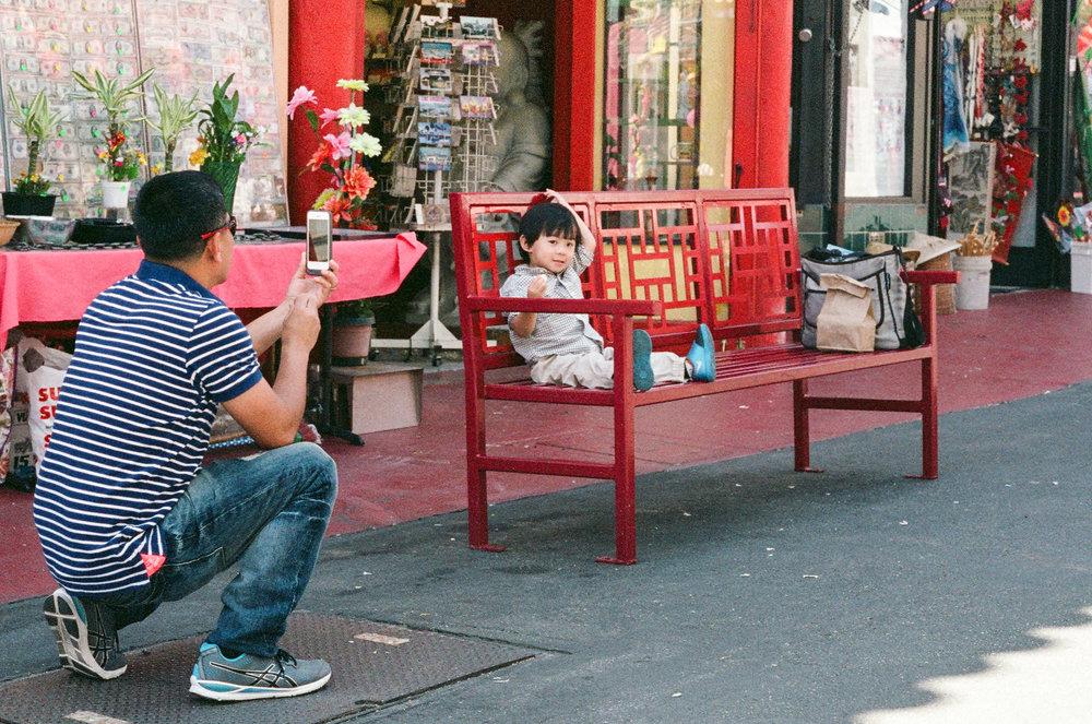 Los Angeles (Chinatown), Calif.  April 2015