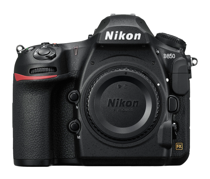 "Nikon's latest DSLR, the D850, boasts a 45.7 megapixel sensor and in camera ""film scanning."""