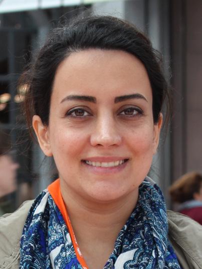 Rhamina Aghili, AICP