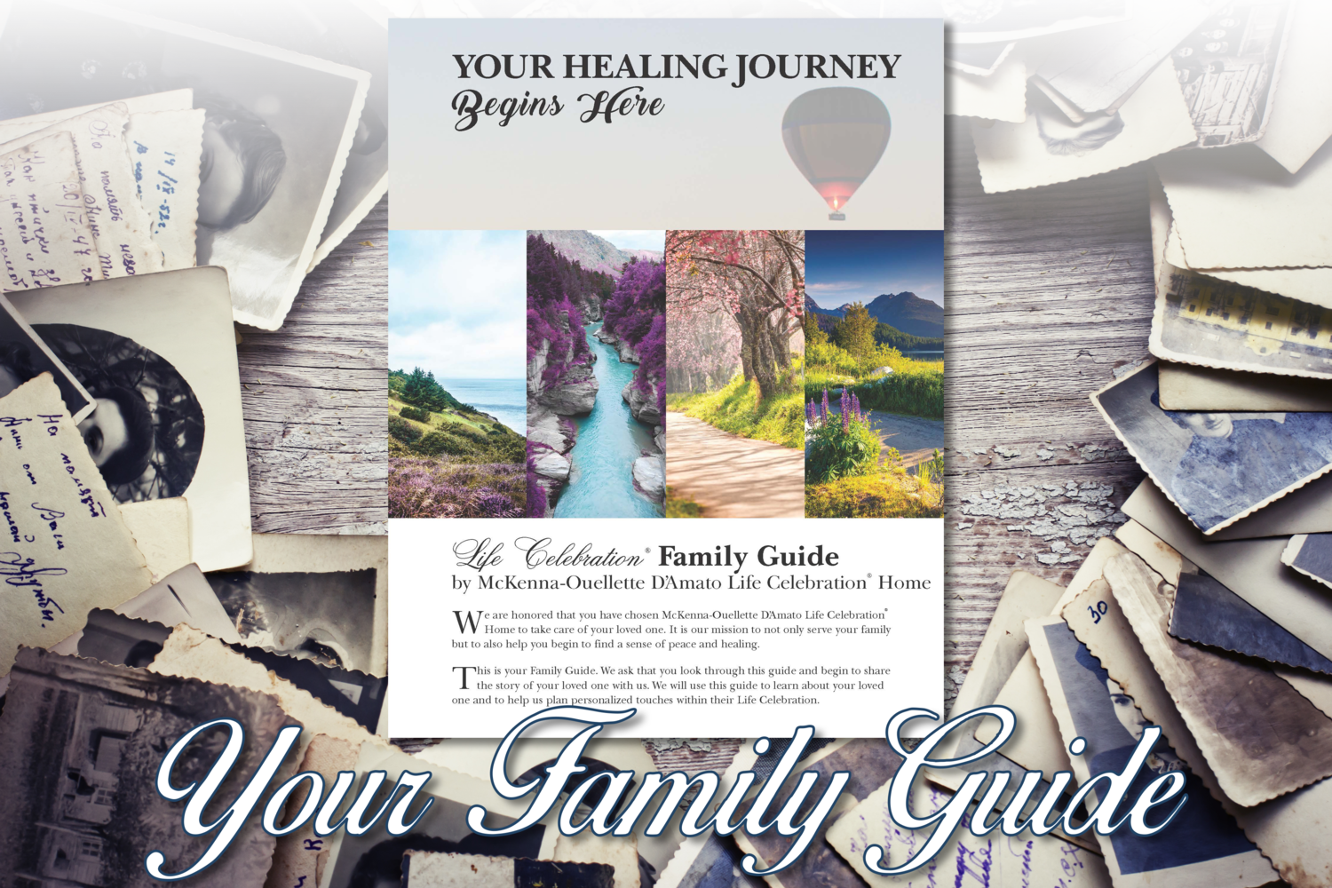 McKenna-Ouellette Family Guide