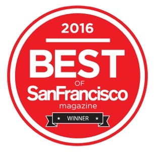 Winner for Best Summer Camp 2016 by Best of San Francisco Magazine!