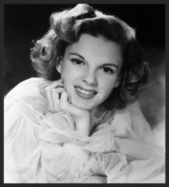 Judy Garland in an MGM still