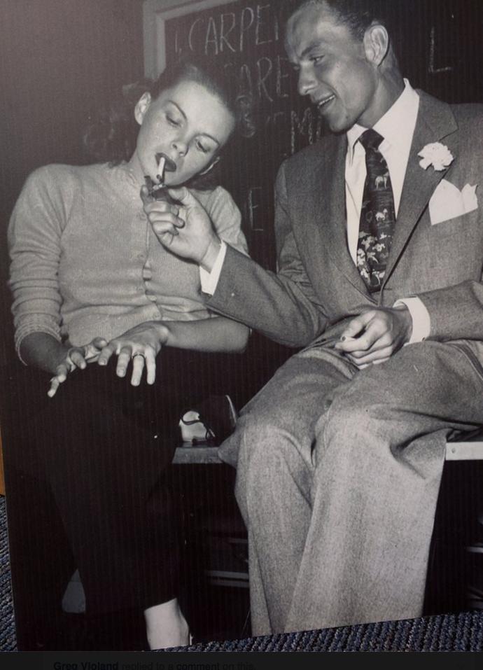 Becoming Judy Garland — Joan Ellison