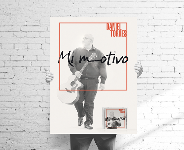 Daniel Torres Musician  - In-Store Promotional Poster