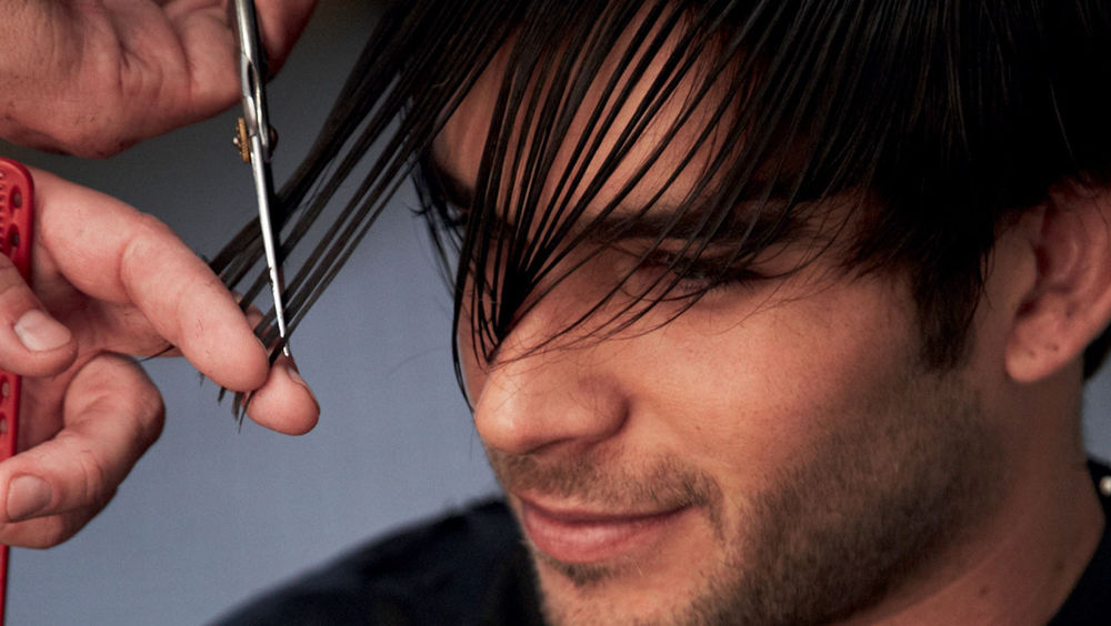 Mens Hairdresser Grooming Greenwich Nyc Salon Gabriel