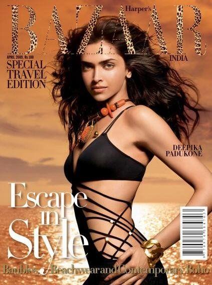 Deepika Padukone, Harper's Bazaar April 2009 .jpg
