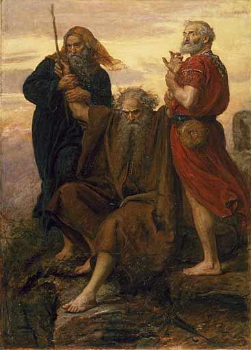 John Everett Millais,  Victory O Lord  (1871)