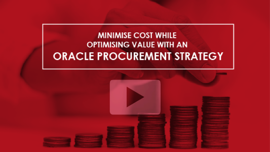 UXC Red Rock Licensing Oracle Procurement Webinar