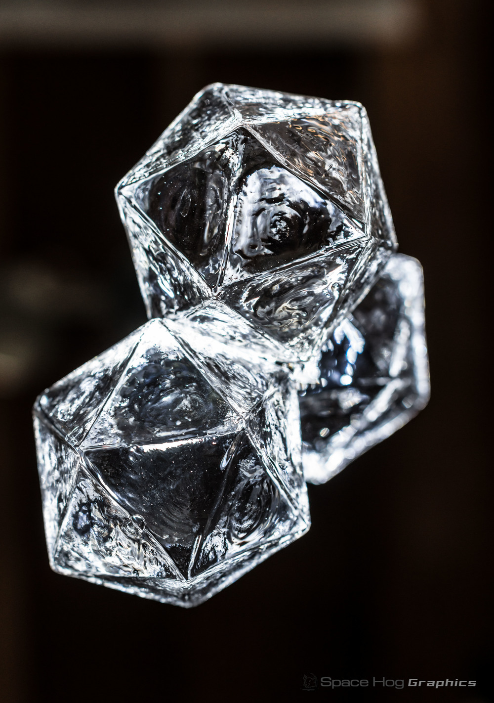 Crystal Wonderland LED - Icosahedron