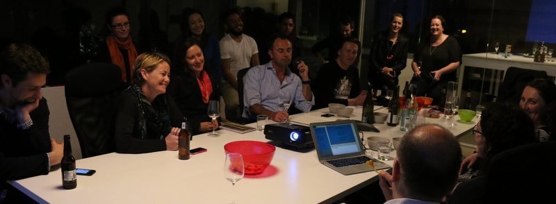 The August 2014 Sydney Content Strategy meetup