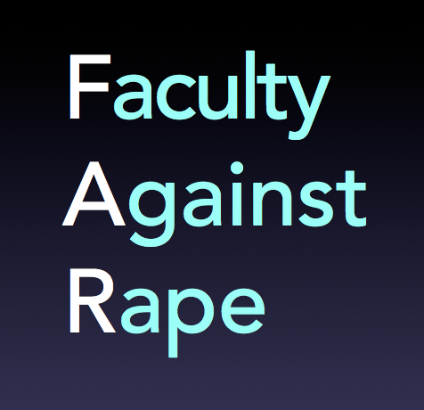 Faculty Against Rape