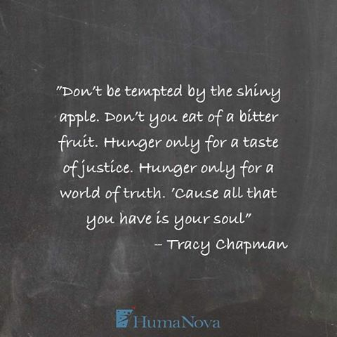 ⭐️ #humanova #blidenduar #blidenduär #personligutveckling #tracychapman #quote