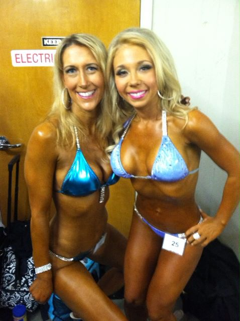 Michelle Ponto and Tiffany Gaughan