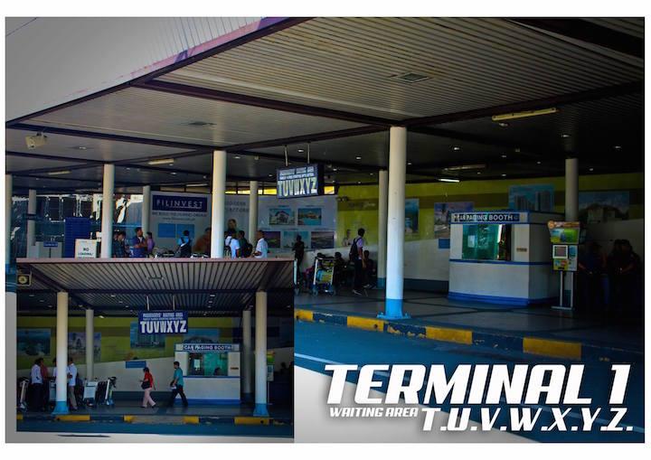 Pic 3. TUVWXYZ Waiting Area