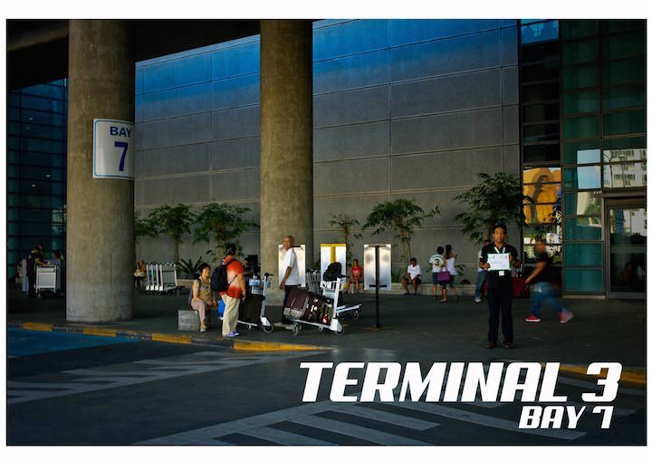 Pic 5. Terminal 3 - Bay 7 Waiting Area