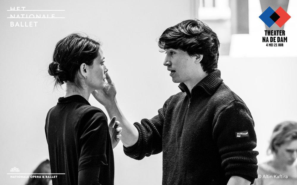 Rehearsal image by Altin Kaftira