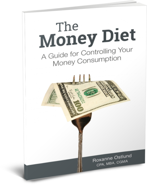 The Money Diet - Roxanne Ostlund