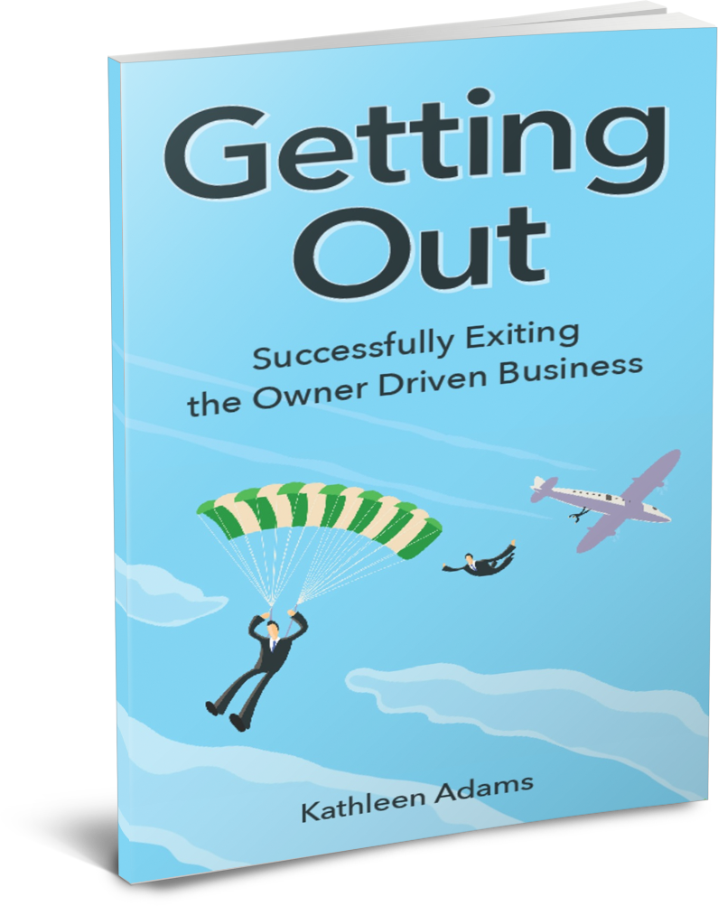 Getting Out - Kathleen Adams