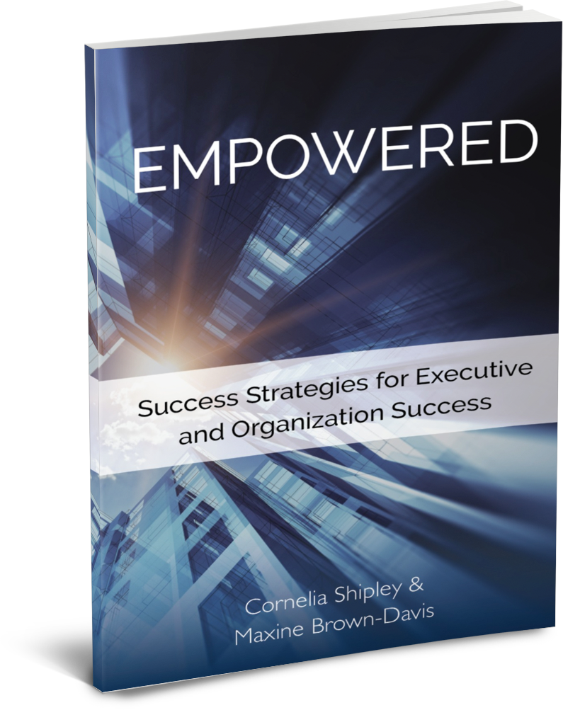 Empowered - Cornelia Shipley & Maxine Brown-Davis
