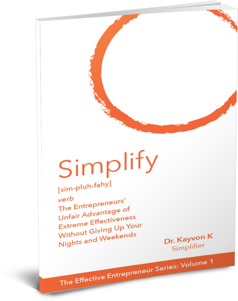 Simplify - Kavon Khalilzadeh