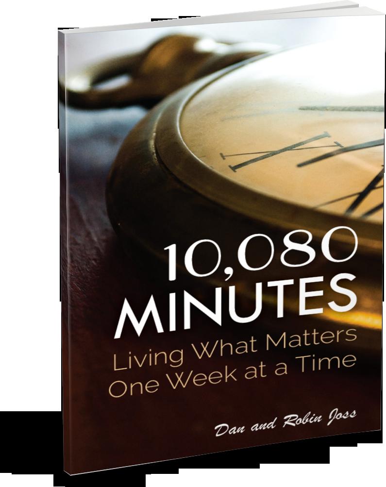 10,080 Minutes-Dan and Robin Joss