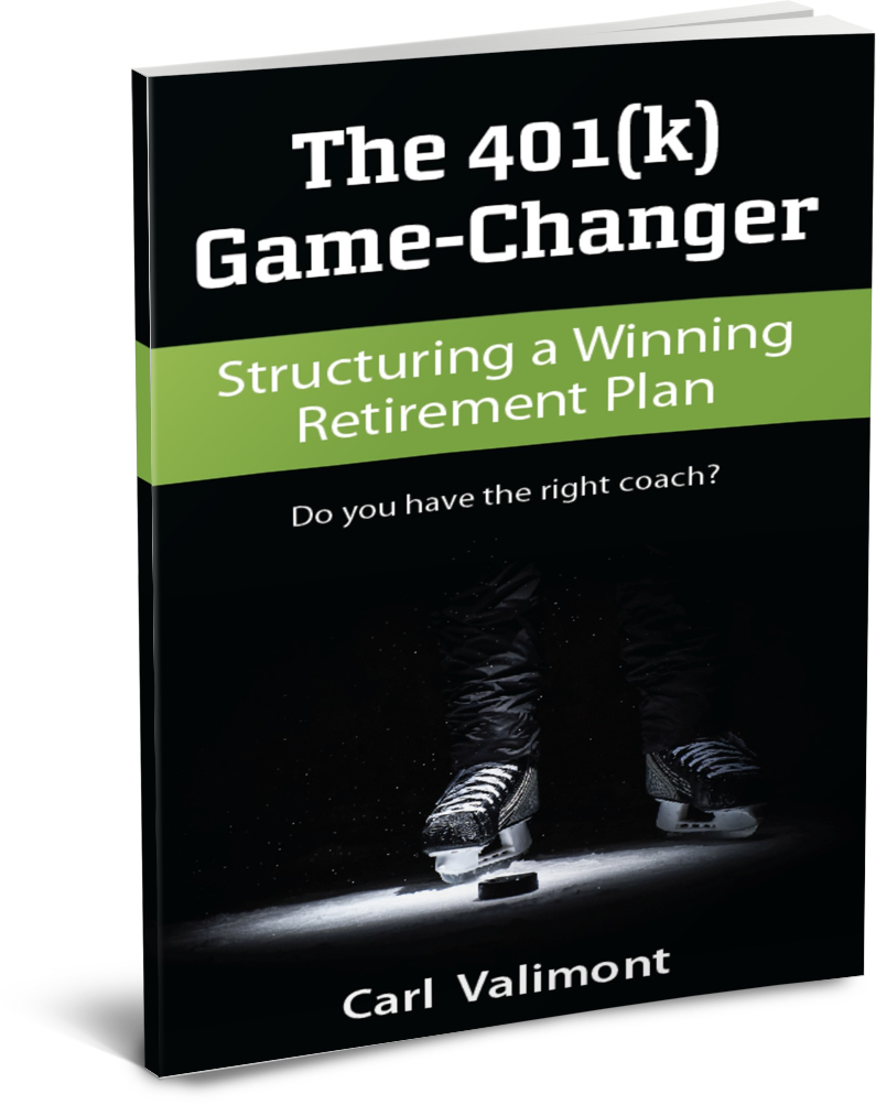The 401K Game Changer Carl Valimont