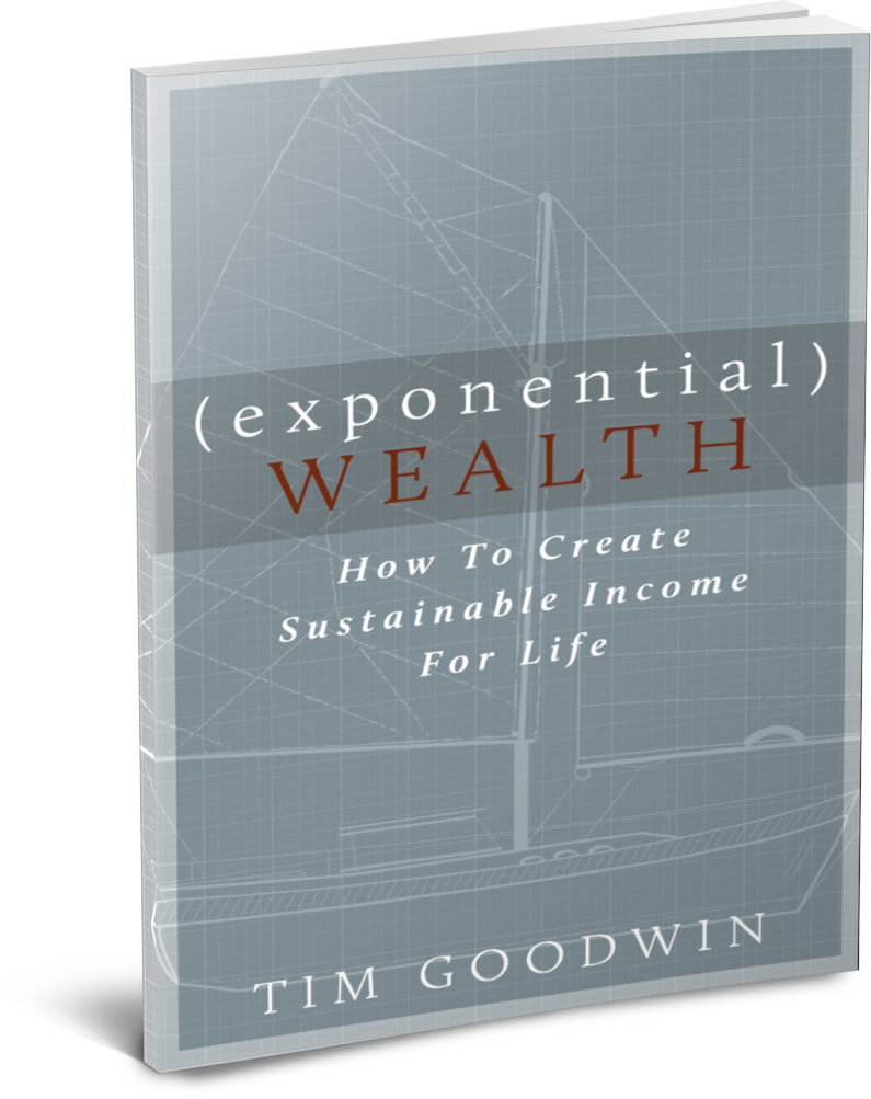 exponential wealth tim goodwin