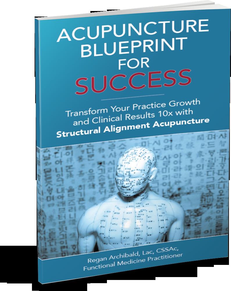 Regan Archibald, Acupuncture Blueprint For Success