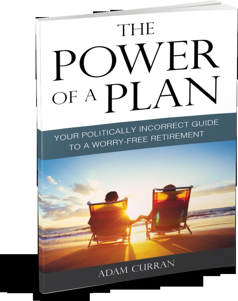 Adam Curran The Power of a Plan